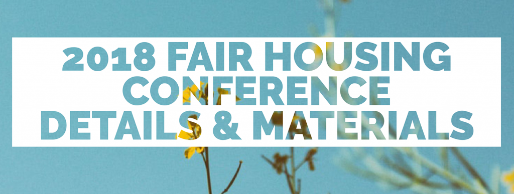 Access conference materials here!